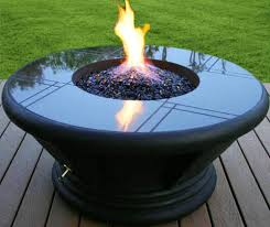 Firepit Glass Pit Glass Crystals