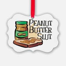 peanut butter ornament cafepress