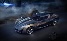 2011 stingray corvette 2010 chevrolet corvette stingray concept