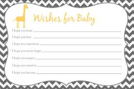 wishes for baby cards free printable wishes for baby cards printable cards