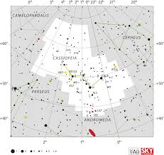 cassiopeia constellation wikipedia