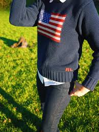 American Flag Skinny Jeans The Power Of A Stand Out Sweater About The Power Of A Stand Out