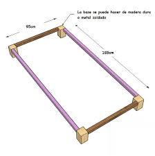 base de madera para cama individual hagalo ud mismo o reciclelo ud mismo aqui hay articulos en español