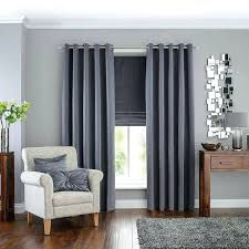 Bedroom With Grey Curtains Decor Blackout Curtain Ideas Modern Curtains Blackout Curtains Curtain
