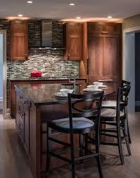 handsome walnut wheaton illinois pb kitchen design