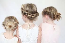 coiffure mariage enfant des coiffures pour petites filles qui vont vous faire craquer j