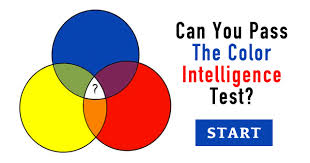 color of intelligence can you pass the color intelligence test mydailyquizz