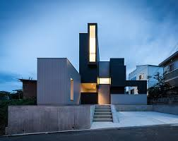 Japanese Modern Homes Scape House Japanese Architecture Small Houses