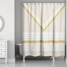 Shower Curtains White Fabric Buy White Fabric Shower Curtains From Bed Bath Beyond