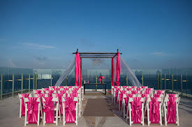 Pink Chair Sashes No To Chair Covers But Yes To Chair Sashes Skagit Valley