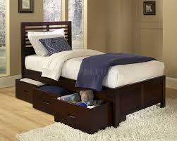Captain Bed With Trundle 1348 Paula Captain U0027s Bed W Trundle Or Storage Boxes