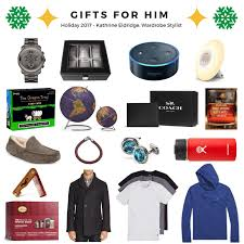best gifts 2017 for him best christmas gifts for him kathrine eldridge wardrobe stylist