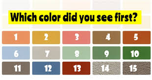 The Colors You See Can Determine Your Dominant Emotion  Playbuzz