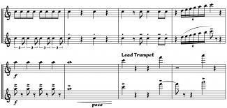 jazz notation the default debreved tim davies website