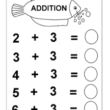 preschool adding worksheets all about coloring pages literatured