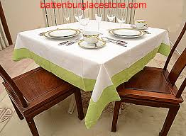 tablecloth for 54x54 table square tablecloth 54x54 square white with green macaw color