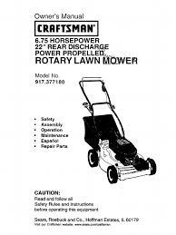 lawn mower 917 377180 lawn mower mower