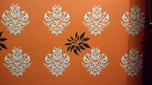 Asian Paint Wall Decoration Painting Designs YouTube - Asian paints wall design
