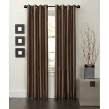 amazon com maytex jardin faux silk thermal lined energy window