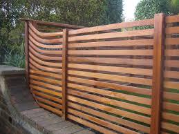 Decorative Garden Gates Home Depot Exteriors Fence Panel Contemporary Horizontal Fence Panels Home