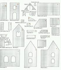 Free Miniature House Plans House by 198 Best Gingerbread Houses Images On Pinterest Christmas