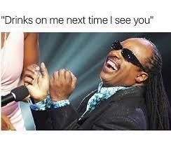 Stevie Wonder Memes - stevie wonder meme drinking wonder best of the funny meme