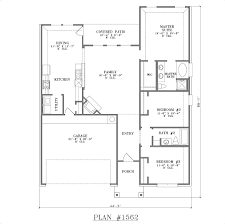 simple one story 3 bedroom house plans decorate my house