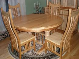 Maple Dining Room Sets Custom Mixed Wood Options