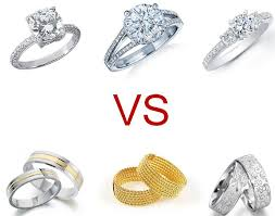 weding ring engagement ring vs wedding ring