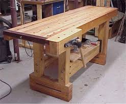 Building Woodworking Bench Industrial Workbench Work Bench