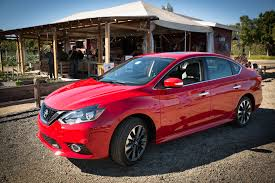 red nissan sentra 2016 nissan sentra review