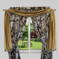 decor interesting interior home decor ideas with scarf valance