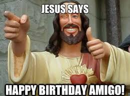 Christmas Birthday Meme - top funny christmas jesus birthday meme 2happybirthday
