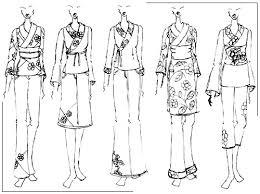 fashion design portfolio process