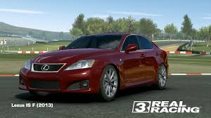 lexus is lexus is f 2013 real racing 3 wiki fandom powered by wikia