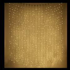 2m led curtain lights festive lights