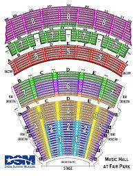 music hall at fair park seating chart socialmediaworks co