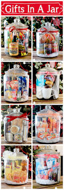 gifts in a jar simple inexpensive and in a jar the