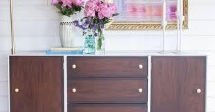 wood sideboards in painted furniture hometalk