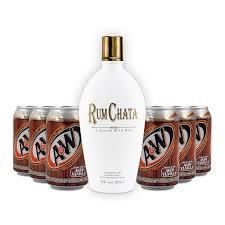 martini rumchata root beer float set rumchata 6x a u0026w root beer rumchata liqueur
