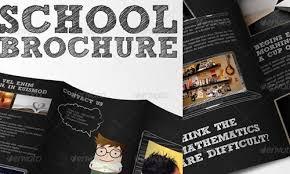 school brochure design templates 35 premium brochure design template