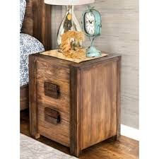 Natural Wood Nightstands Furniture Of America Nightstands U0026 Bedside Tables Shop The Best