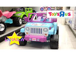 kids electric jeep best popular disneys frozen powered jeep wrangler kids ride on