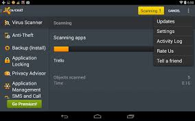 best for android the 3 best antivirus apps for android neurogadget