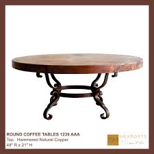 copper top coffee table coffee tables thippo