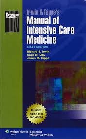 buy irwin u0026 rippe u0027s manual of intensive care medicine book online