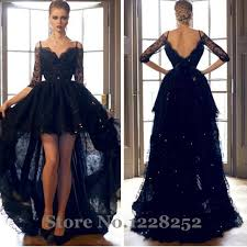 aliexpress com buy off the shoulder half sleeves high low