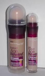 Maybelline Age Rewind Eraser review maybelline instant age rewind eraser foundation and