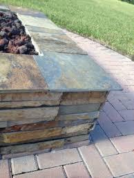 Slate Firepit Slate Tile The Alternative To Ceramic Tile