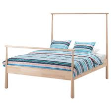 Ikea Bed Frame King Size Bedroom Fjellse Bed Frame Pine Frames Ikea Paint And Bedrooms